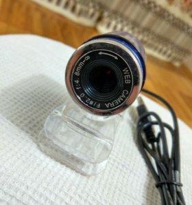 Веб-камера (новая)