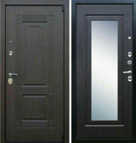 Дверь входная Комфорт 10 Люкс.