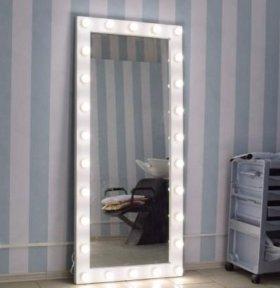 Гримерное зеркало 180*70 см