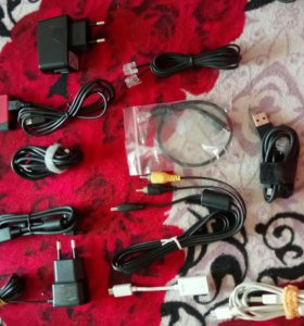 Разные кабели по 100 р