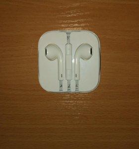 Наушники Apple iPhone EarPods