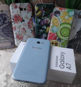 Samsung Galaxy A7 2017г.
