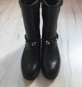 Полусапожки ( ботинки)