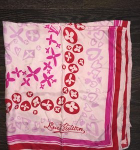Платок шёлковый Louis Vuitton