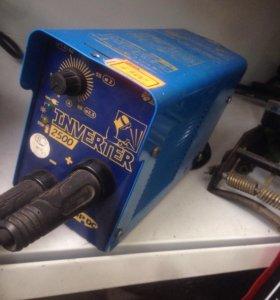Сварочный инвертор постоянного тока DC2500.