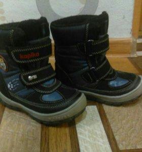 Мембранные ботинки Kapika