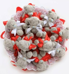 Букет из 11 мишек Тедди