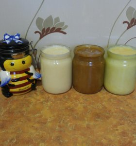 Мёд донниковый,гречишный,разнотравье