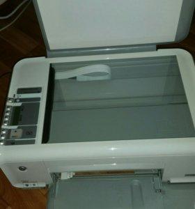 Принтер сканер ксерокс HP