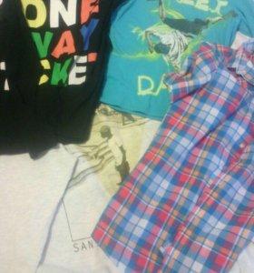 Толстовки,рубашки
