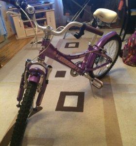 Велосипед stels pilot 240 girl