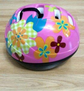 Шлем велосипедный, детский