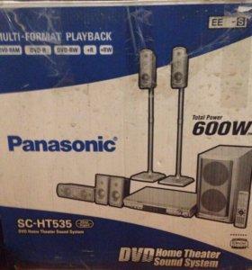 Домашний кинотеатр Panasonic SC-HT535