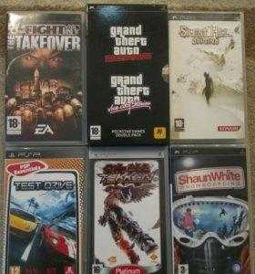 Игры для PSP ( Sony PlayStation Portable )