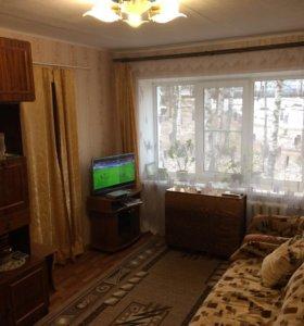 Квартира, 3 комнаты, 42.2 м²