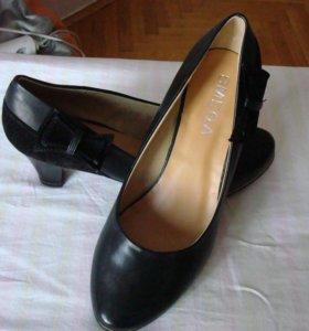 "Туфли кожаные ""SMEQA"" 39 размер"