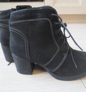 Ботинки зимние Francesco Donni, новые