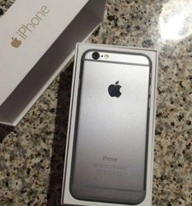 Продам iPhone 6 Space Grey