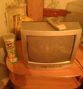 Телевизор jvk