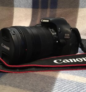 Canon EOS 600D 18-135mm kit