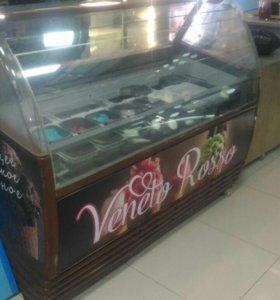 Итальянский морозильник ISA