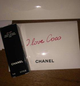 Набор Coco Chanel: помады и крем le lift