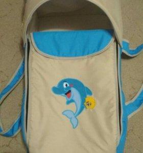 Переноска сумка  для новорожденного