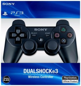 Новый джойстик для Playstation 3 Dualshock 3 PS3