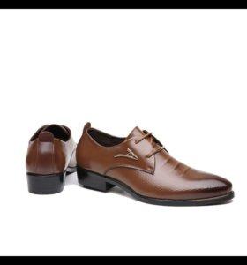 Ботинки мужские новые 41-42