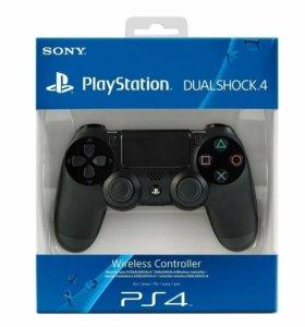 Джойстики PS4 оригинал новые гарантия, версия V2