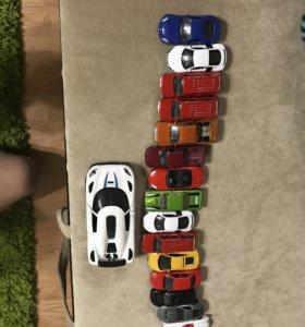 Машинки коллекционные 700 руб за все
