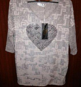 Блуза новая46-48
