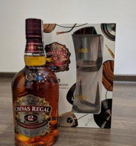 Подарочный набор Chivas Regal 12