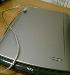 Сканер Xerox 7600i