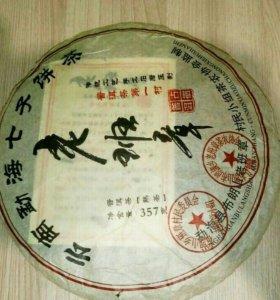 Чай Puer Шу Пуэр 357г 2007год