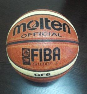 Баскетбольный мяч (размер 6)