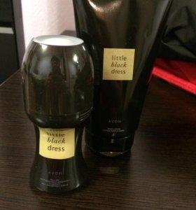 Лосьон и дезодорант
