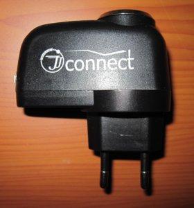 Зарядное ус-во Сonnect 2 в 1
