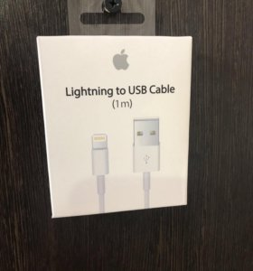Кабель usb iPhone Оригинал