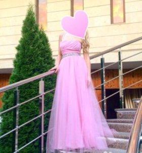 Нереально нежное красивое платье можно в прокат