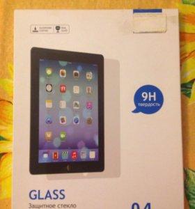 Защитное стекло для iPad 2/3/4 Glass Deppa