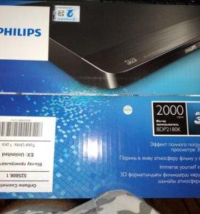 Новый Blu-ray плеер Philips BDP2180K