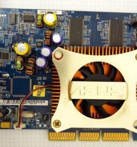 Видеокарта AGP V9570/td/p/128m/a