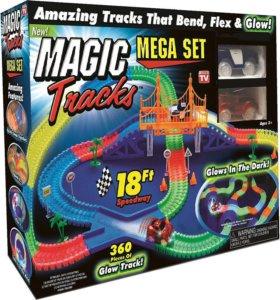 Продам Светящуюся дорогу Magic Tracks 220 деталей