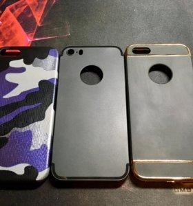 Новые чехлы IPhone 5/5s/se