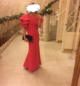 Шикарное вечернее платье на выпускной 42-46