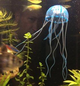 Селиконовая медуза