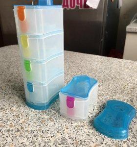 Контейнеры для хранения не жидкого питания