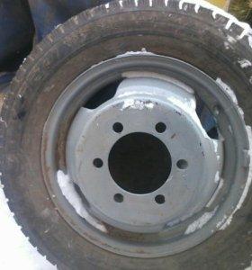 Колеса в сборе кама евро LCV 520 185/75/16C