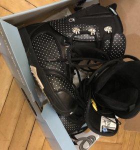 BURTON ботинки для сноуборда